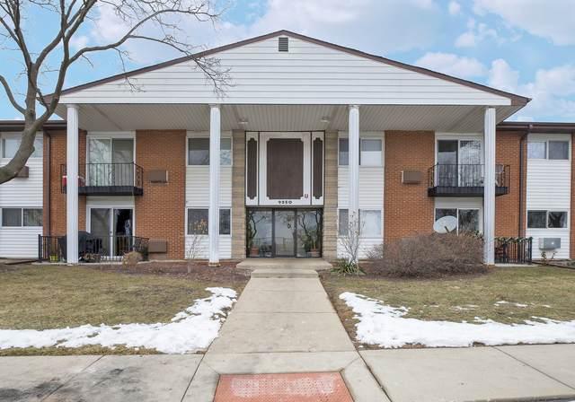 9250 W Emerson Street 205E, Des Plaines, IL 60016 (MLS #10971826) :: Helen Oliveri Real Estate