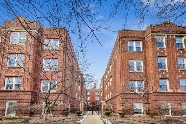 3450 N Janssen Avenue A2, Chicago, IL 60657 (MLS #10971858) :: Jacqui Miller Homes