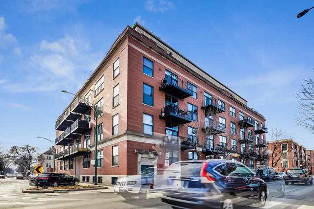 3500 S Sangamon Street #402, Chicago, IL 60609 (MLS #10971863) :: Jacqui Miller Homes