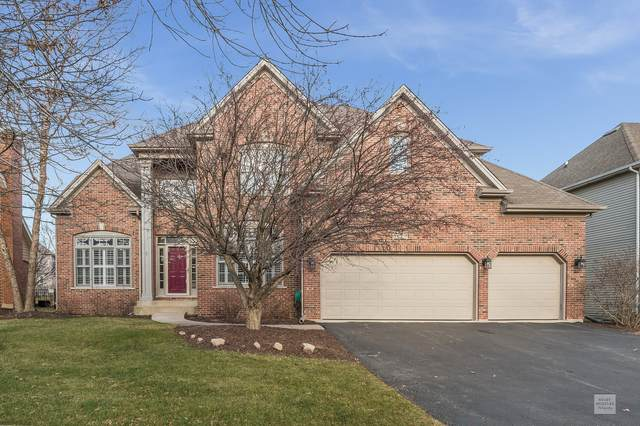 3715 Sunburst Lane, Naperville, IL 60564 (MLS #10971910) :: Jacqui Miller Homes