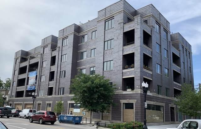 2246 W Lawrence Avenue #402, Chicago, IL 60625 (MLS #10971921) :: Helen Oliveri Real Estate