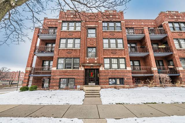 920 Wesley Avenue B, Oak Park, IL 60304 (MLS #10971922) :: The Spaniak Team