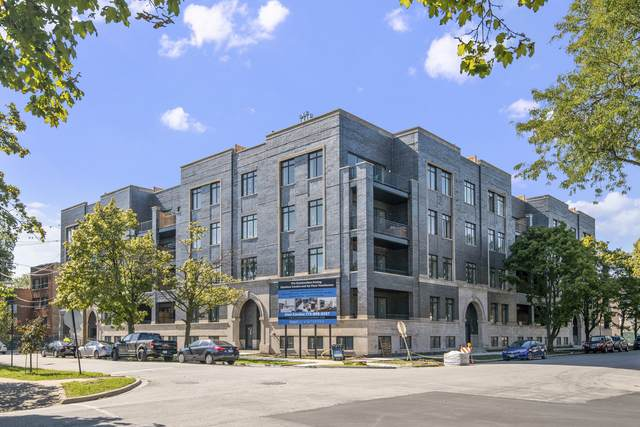5748 N Hermitage Avenue #105, Chicago, IL 60660 (MLS #10971929) :: Janet Jurich