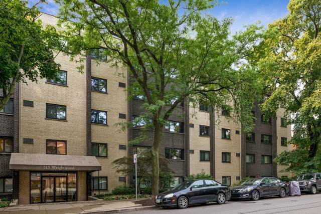 515 W Wrightwood Avenue #409, Chicago, IL 60614 (MLS #10971957) :: Jacqui Miller Homes