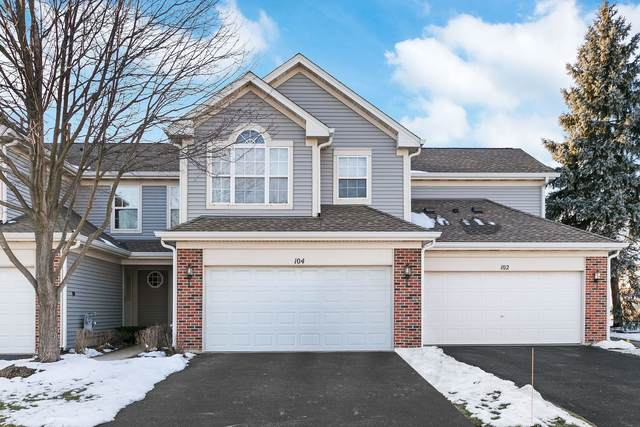 102 Millers Crossing, Itasca, IL 60143 (MLS #10971974) :: Janet Jurich