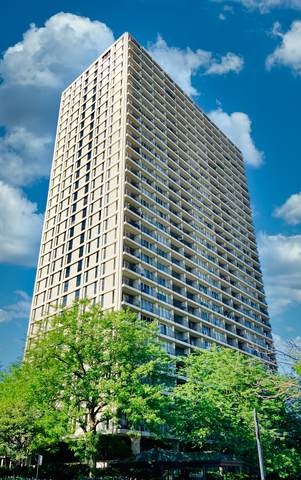 1960 N Lincoln Park West Avenue #608, Chicago, IL 60614 (MLS #10971991) :: Helen Oliveri Real Estate