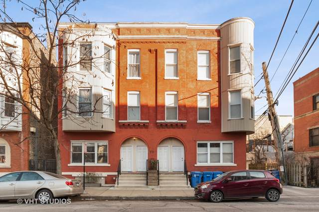 711 N Hoyne Avenue 3S, Chicago, IL 60612 (MLS #10972026) :: Jacqui Miller Homes