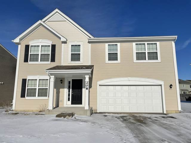208 Minuet Circle, Volo, IL 60073 (MLS #10972038) :: Jacqui Miller Homes