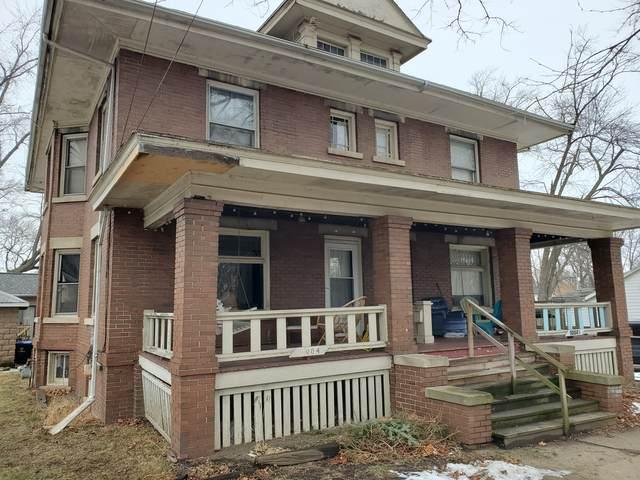 1004 N Lee Street, Bloomington, IL 61701 (MLS #10972044) :: Jacqui Miller Homes