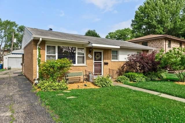 318 Newberry Avenue, La Grange Park, IL 60526 (MLS #10972056) :: Janet Jurich
