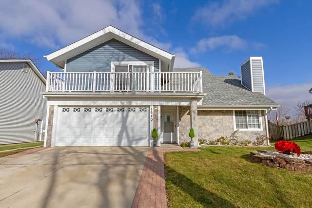 1540 W Beverly Circle, Hanover Park, IL 60133 (MLS #10972060) :: Suburban Life Realty