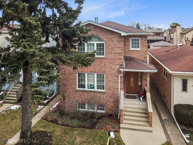 4119 N Olcott Avenue, Norridge, IL 60706 (MLS #10972065) :: Schoon Family Group