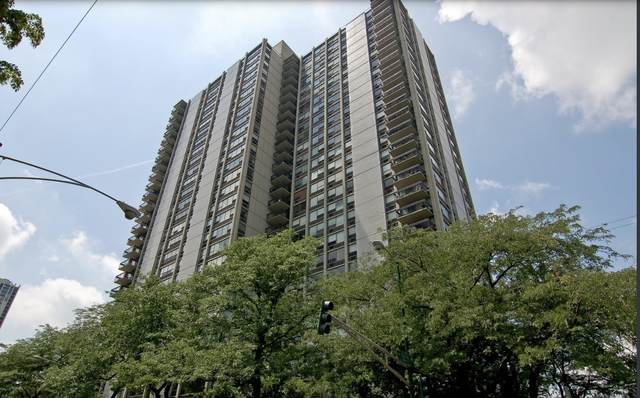 1255 N Sandburg Terrace 1209E, Chicago, IL 60610 (MLS #10972069) :: The Perotti Group