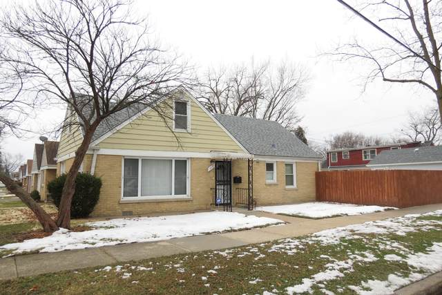 400 52nd Avenue, Bellwood, IL 60104 (MLS #10972084) :: The Spaniak Team