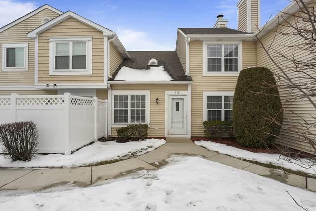 310 Le Parc Circle, Buffalo Grove, IL 60089 (MLS #10972089) :: Helen Oliveri Real Estate