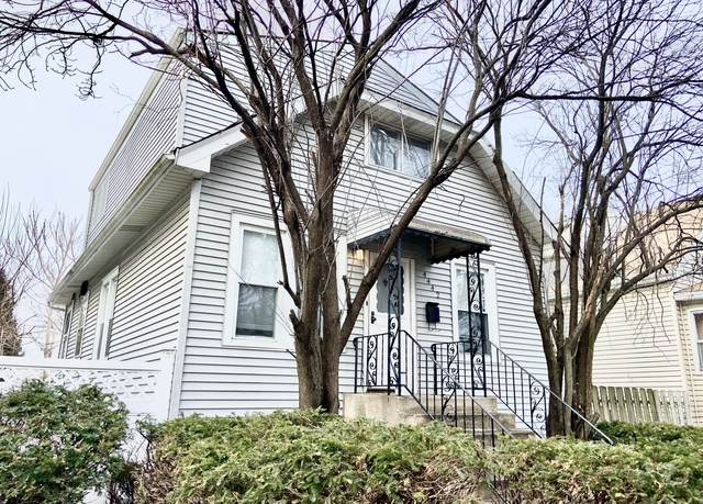 4442 N Melvina Avenue, Chicago, IL 60630 (MLS #10972101) :: The Spaniak Team