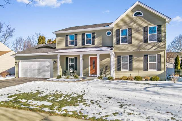 1632 Westminster Drive, Naperville, IL 60563 (MLS #10972102) :: Jacqui Miller Homes