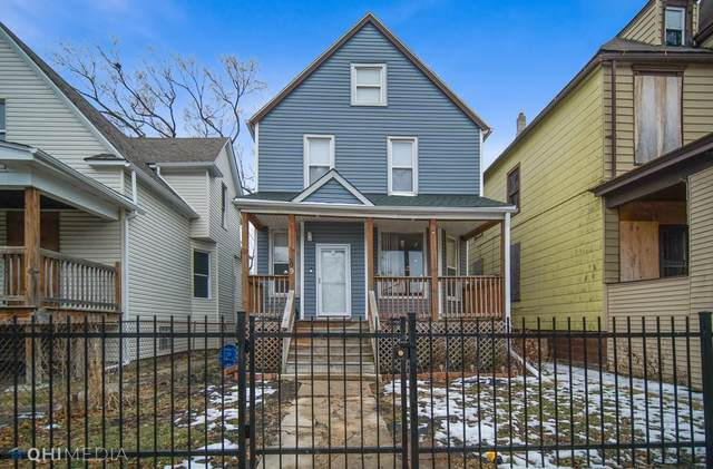 609 N Latrobe Avenue, Chicago, IL 60644 (MLS #10972166) :: The Wexler Group at Keller Williams Preferred Realty