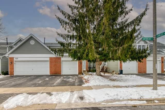 725 Daybreak Lane, Carol Stream, IL 60188 (MLS #10972178) :: Ani Real Estate