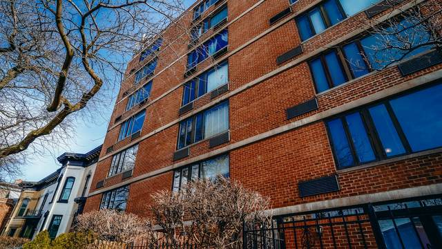 2007 N Sedgwick Street #103, Chicago, IL 60614 (MLS #10972198) :: The Perotti Group