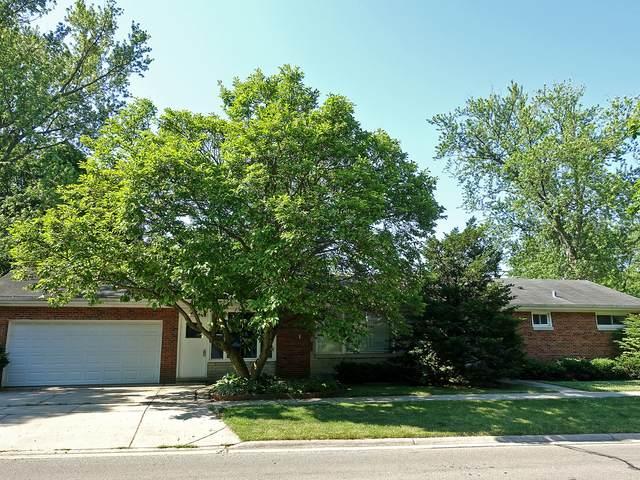 135 N Park Boulevard, Glen Ellyn, IL 60137 (MLS #10972201) :: The Wexler Group at Keller Williams Preferred Realty