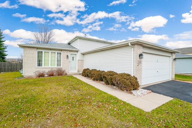 1044 Redondo Drive, Romeoville, IL 60446 (MLS #10972207) :: Angela Walker Homes Real Estate Group