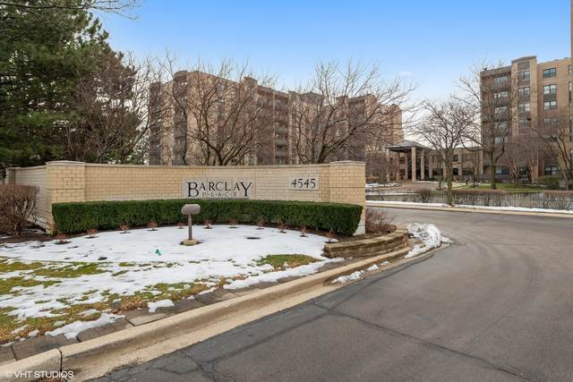 4545 W Touhy Avenue 622W, Lincolnwood, IL 60712 (MLS #10972214) :: The Spaniak Team