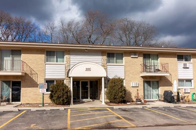 500 Chase Drive #12, Clarendon Hills, IL 60514 (MLS #10972218) :: Suburban Life Realty