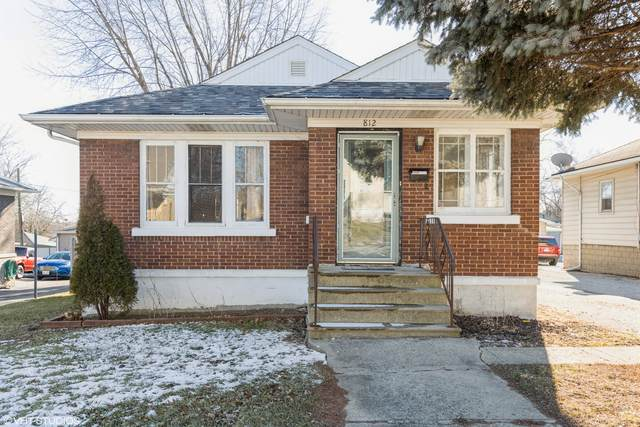 812 Woods Avenue, Joliet, IL 60436 (MLS #10972313) :: The Wexler Group at Keller Williams Preferred Realty