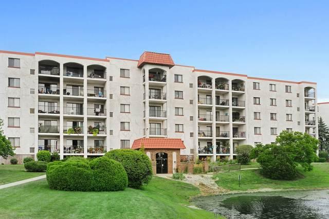 375 Plum Creek Drive #503, Wheeling, IL 60090 (MLS #10972315) :: Helen Oliveri Real Estate