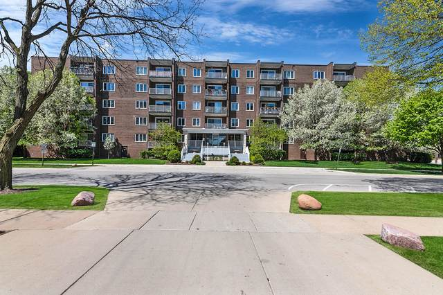 900 Center Street 4G, Des Plaines, IL 60016 (MLS #10972319) :: Helen Oliveri Real Estate