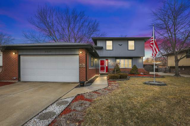 4920 Timber Court, Oak Forest, IL 60452 (MLS #10972335) :: The Wexler Group at Keller Williams Preferred Realty