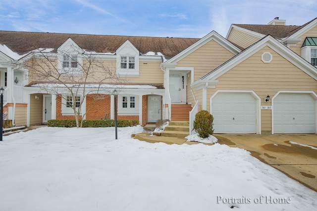 361 Covington Terrace, Buffalo Grove, IL 60089 (MLS #10972358) :: Helen Oliveri Real Estate