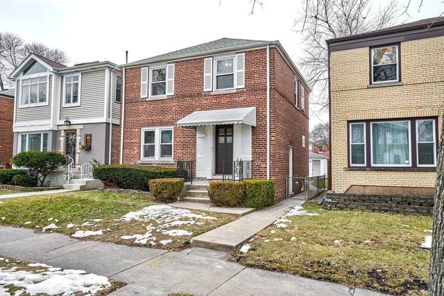 5110 N Newcastle Avenue, Chicago, IL 60656 (MLS #10972370) :: Helen Oliveri Real Estate