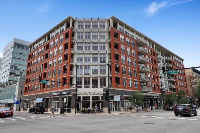 1001 W Madison Street #407, Chicago, IL 60607 (MLS #10972375) :: The Perotti Group