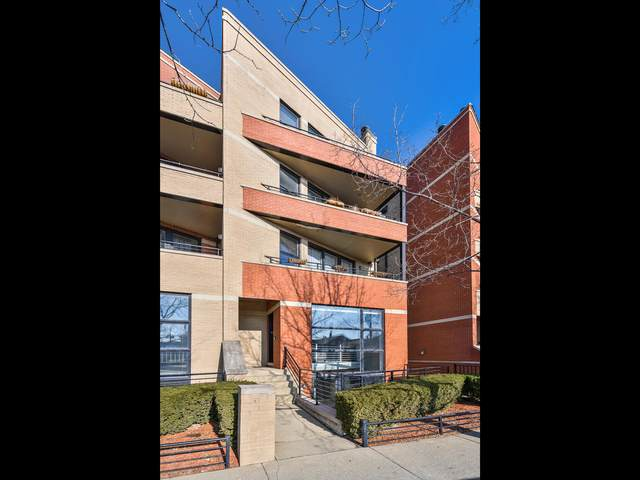 1516 W Grand Avenue 1E, Chicago, IL 60642 (MLS #10972383) :: Helen Oliveri Real Estate