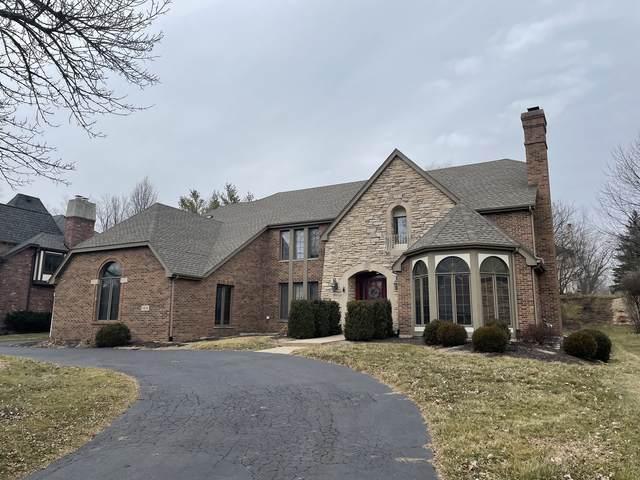 11438 Ridgewood Lane, Burr Ridge, IL 60527 (MLS #10972394) :: The Perotti Group
