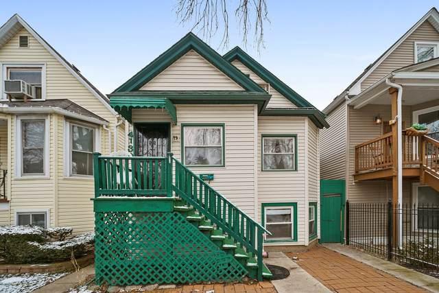 4139 N Drake Avenue W, Chicago, IL 60618 (MLS #10972400) :: Jacqui Miller Homes