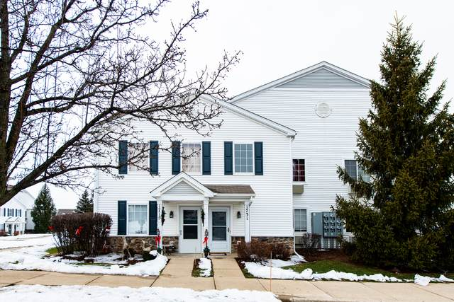 1731 Silverstone Drive #1731, Carpentersville, IL 60110 (MLS #10972476) :: Touchstone Group