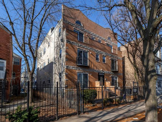 1506 N Campbell Avenue 2S, Chicago, IL 60622 (MLS #10972481) :: Jacqui Miller Homes