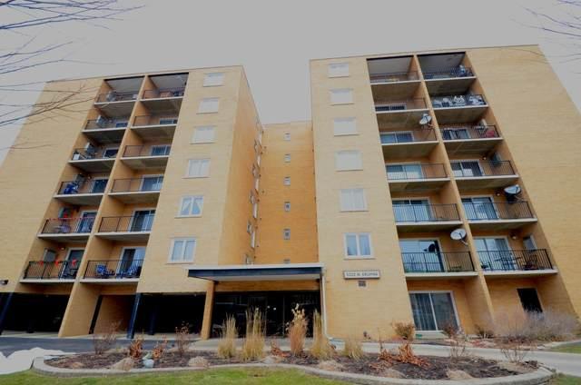 5332 N Delphia Avenue #304, Chicago, IL 60638 (MLS #10972482) :: Helen Oliveri Real Estate