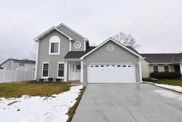 1310 Burns Drive, Elgin, IL 60120 (MLS #10972485) :: Janet Jurich