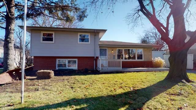 2121 Halsey Drive, Des Plaines, IL 60018 (MLS #10972507) :: Helen Oliveri Real Estate
