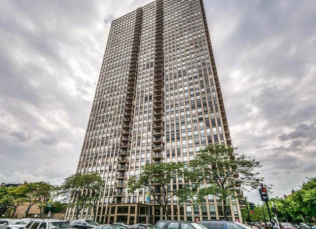 1660 N La Salle Drive #209, Chicago, IL 60614 (MLS #10972529) :: The Perotti Group