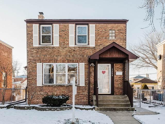 5208 S Natoma Avenue, Chicago, IL 60638 (MLS #10972542) :: Schoon Family Group