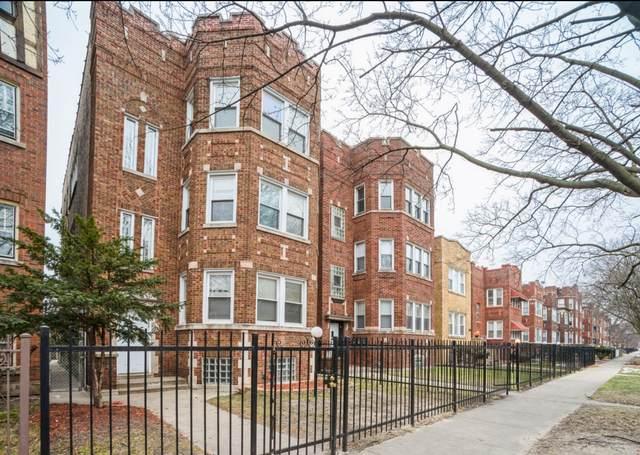 8111 S Evans Avenue, Chicago, IL 60619 (MLS #10972554) :: Janet Jurich