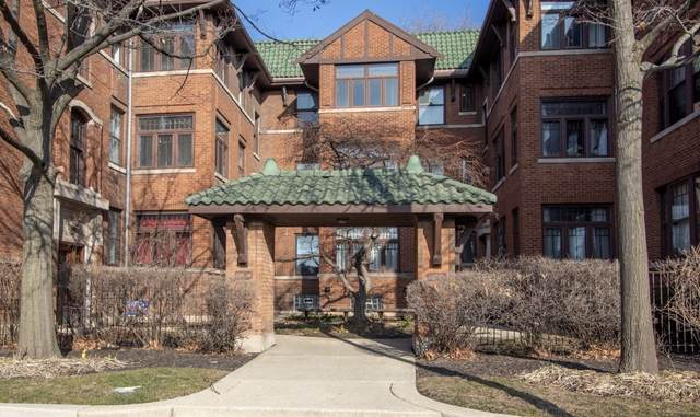 1142 Washington Boulevard #3, Oak Park, IL 60302 (MLS #10972561) :: The Spaniak Team