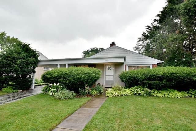 1603 S Cumberland Avenue, Park Ridge, IL 60068 (MLS #10972568) :: Jacqui Miller Homes