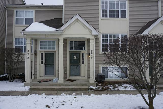 2610 Canyon Drive, Plainfield, IL 60586 (MLS #10972591) :: The Wexler Group at Keller Williams Preferred Realty