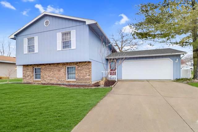 2210 Woodhavens Drive, Bloomington, IL 61701 (MLS #10972599) :: Suburban Life Realty